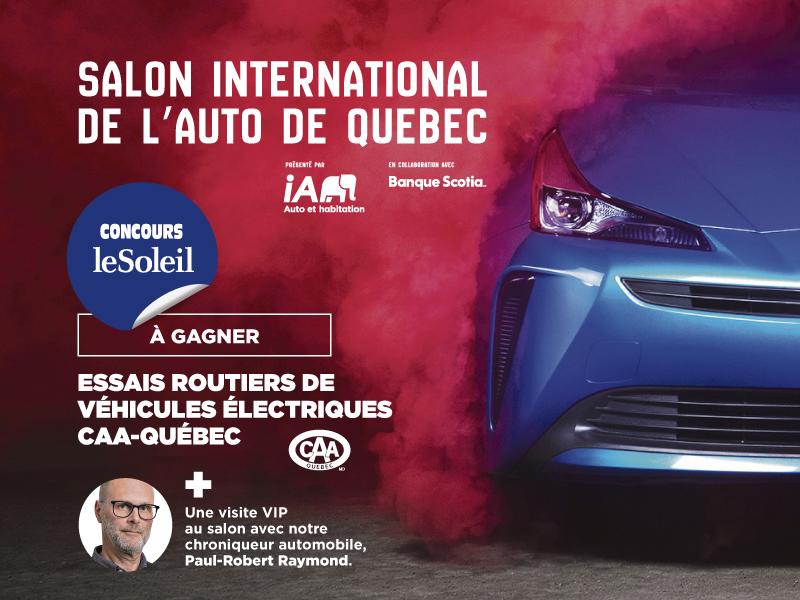 Un Essai routier de vehicules electriques CAA Quebec
