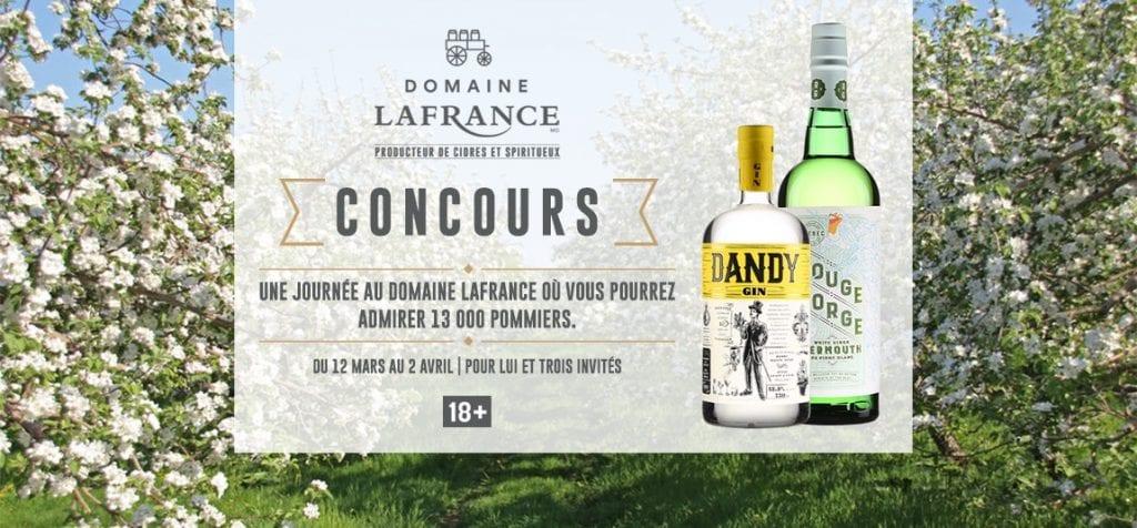 Gagnez Une Journee Au Domaine Lafrance