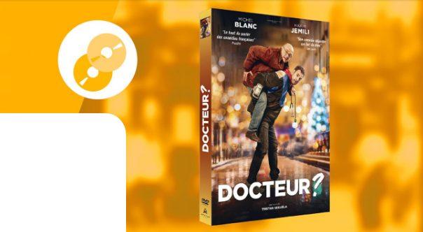 120 DVD du film Docteur ?