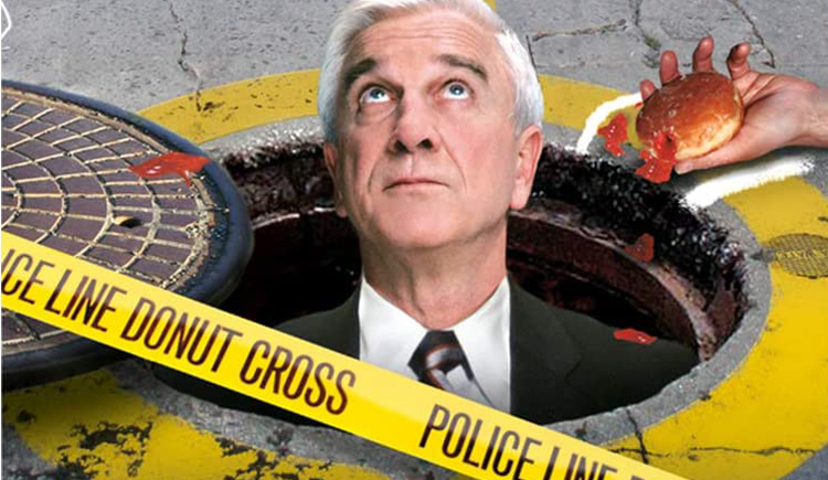 Police Squad: The Complete Series en format Blu-ray