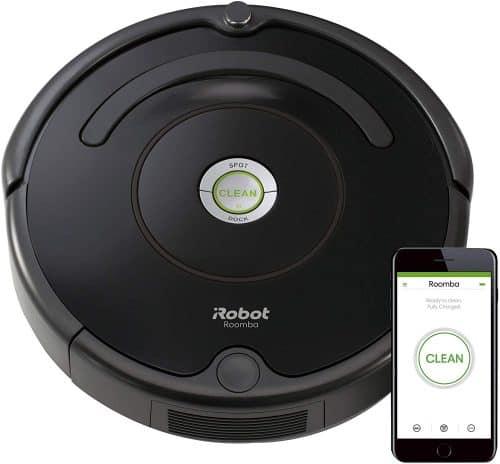 Balayeuse Roomba iRobot à gagner