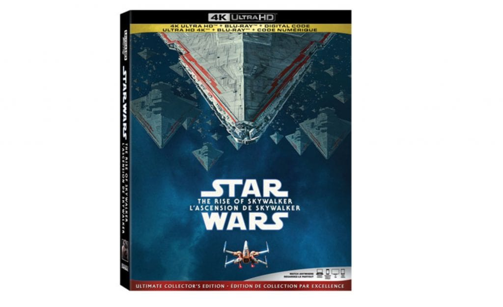 Gagner Le Film Star Wars : L'ascension De Skywalker