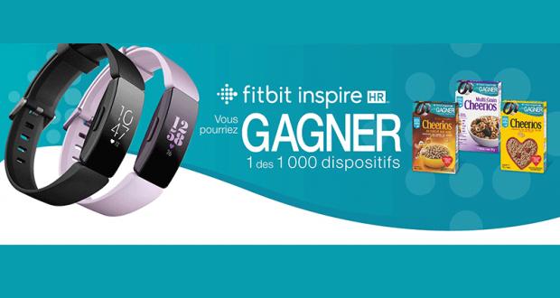 1000 Dispositifs De Suivi De Mise En Forme Fitbit Inspire