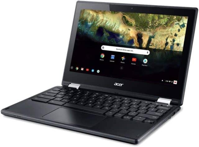 Gagnez Acer Chromebook Laptop