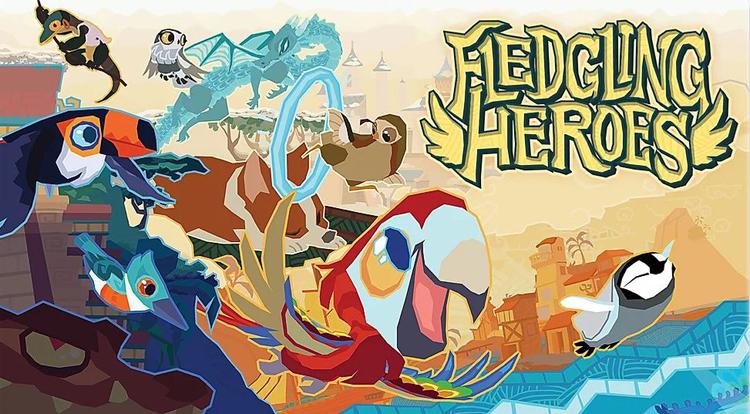 Gagnez une copie du jeu Fledgling Heroes