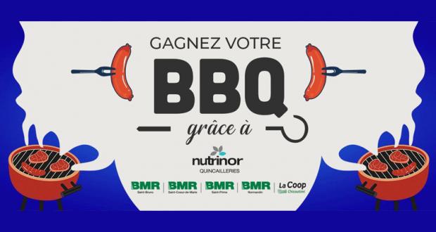 Gagnez votre BBQ Saber