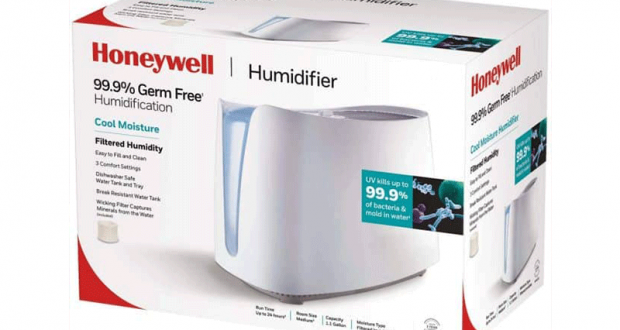 Humidificateur Sans Germe Honeywell À Gagner