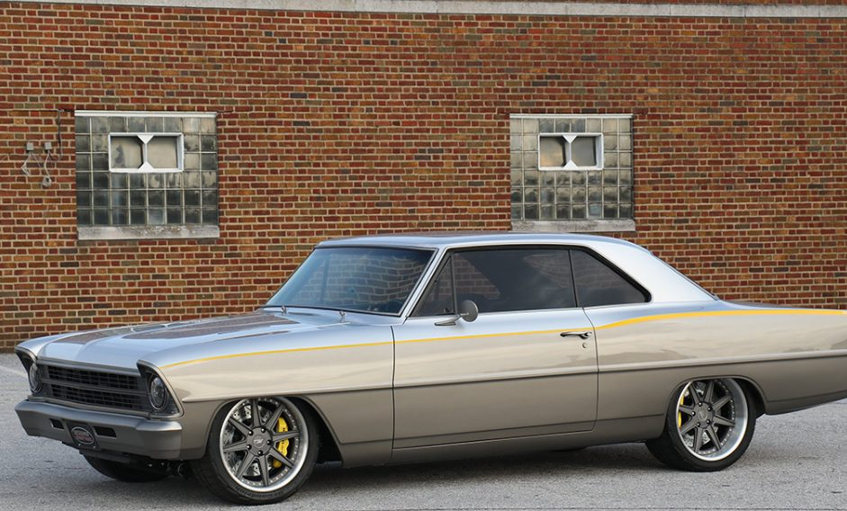 Gagnez une voiture Chevrolet Nova 67