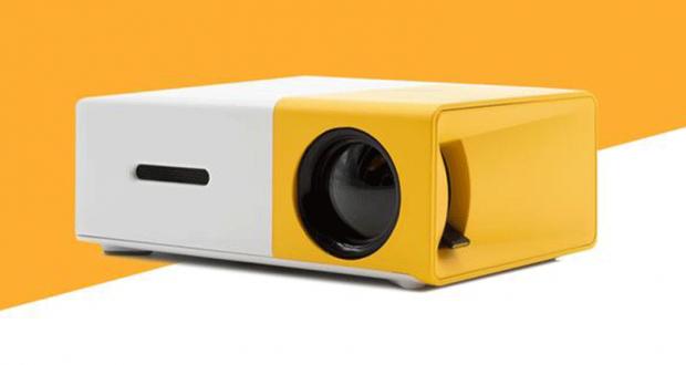 Gagnez Un Mini Projecteur Portable