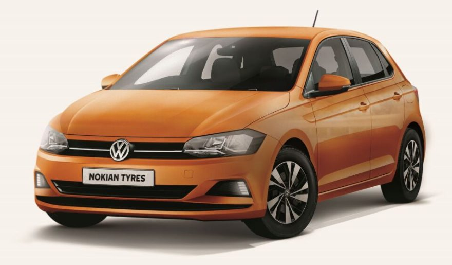 Gagnez 1 voiture Volkswagen Polo