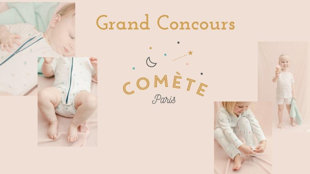 1 bon d'achat Comète Paris de 50 euros