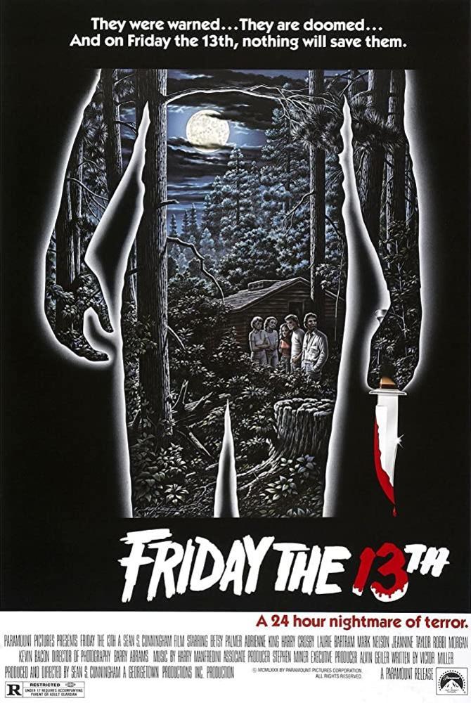 Gagner Un Blu-ray Copie Du Film Friday The 13th