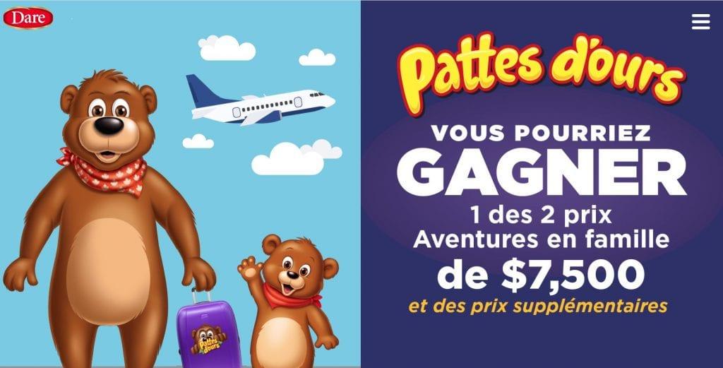 Concours Québec - Gagnez 2 voyages Aventures en famille