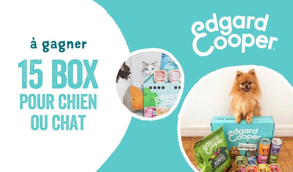 15 Coffrets Edgard & Cooper Pour Chien Ou Chat