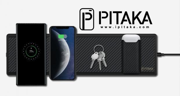 4 barres de recharge sans fil MagEZBar Pikata