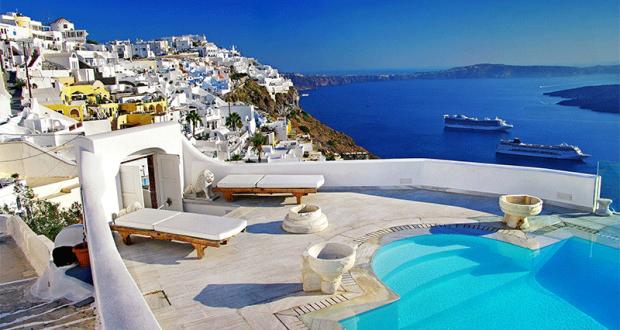 Gagnez Un Voyage À Santorini En Grèce