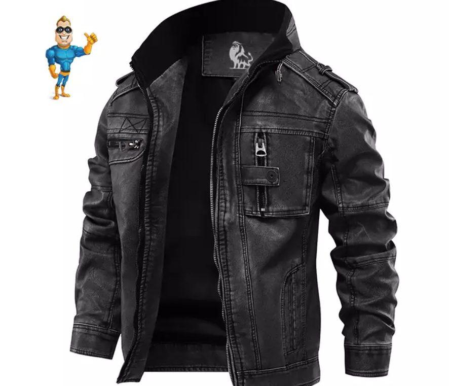 Gagnez Jacket En Cuir Édition Bonanza De David Outwear