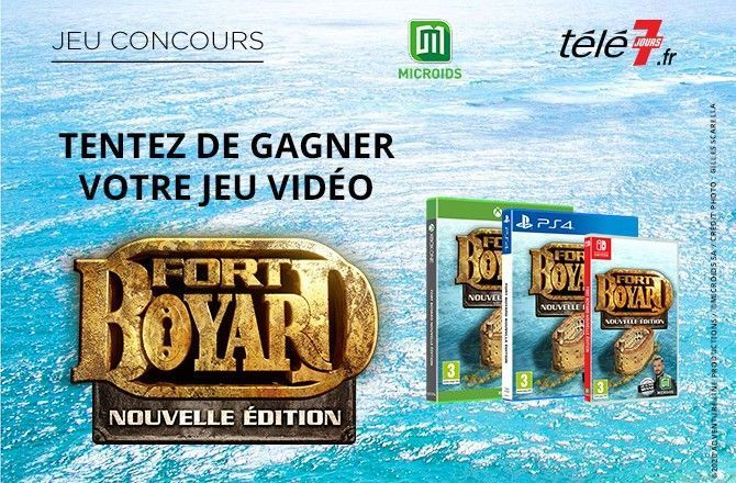"""26 jeux vidéos """"Anuman Fort Boyard"""""""