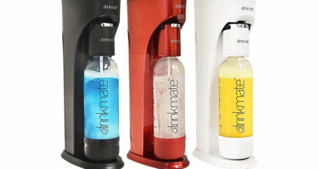 Machine à boisson gazeuse DrinkMate