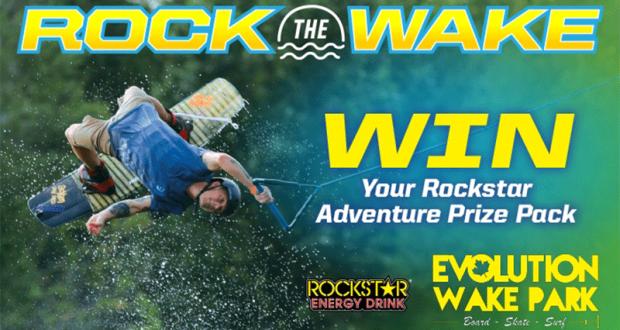 Un Pack Rockstar Planche Wake Surf