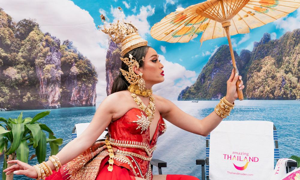 Gagnez un voyage pour recharger dans la Thaïlande