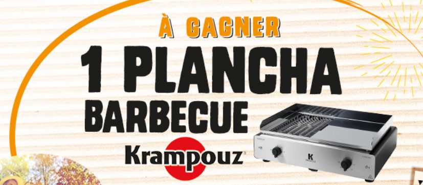 Gagnez Une Plancha Barbecue