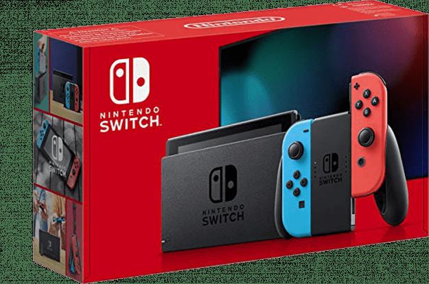 Concours France – Tentez de gagner cette Nintendo Switch