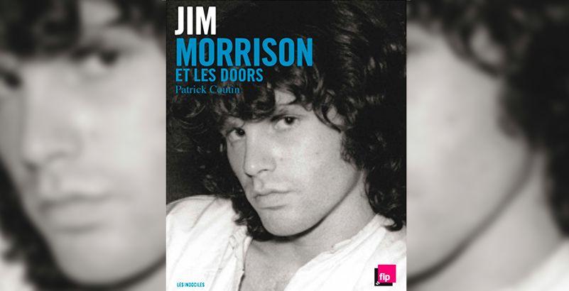 Des livres Jim Morrisson et les Doors de Patrick Coutin