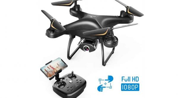 Drone Snaptain SP650 1080p Avec Caméra