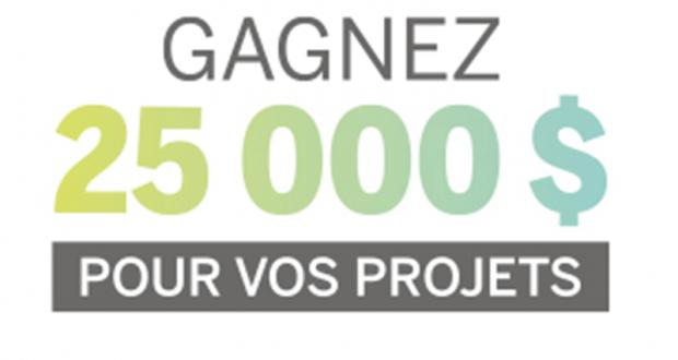 Gagnez 25000 $ Pour Réaliser Vos Projets De Rêve