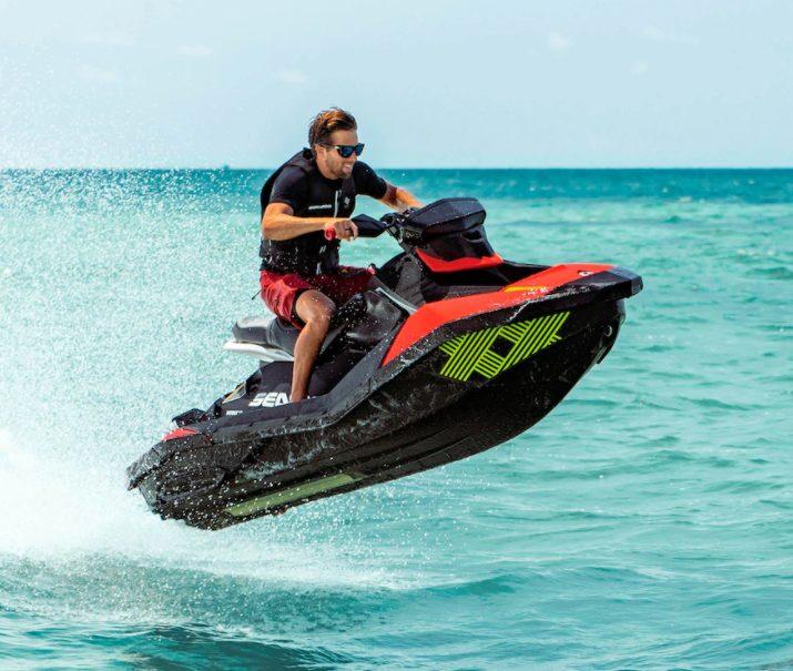 Gagnez une motomarine Sea-Doo accessoirisée