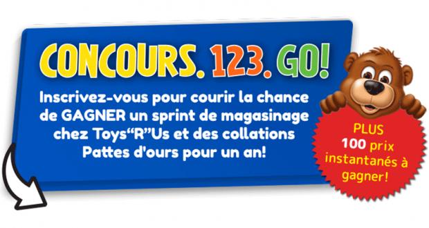 """Un Sprint De Magasinage Toys""""r""""us De 30 Secondes"""
