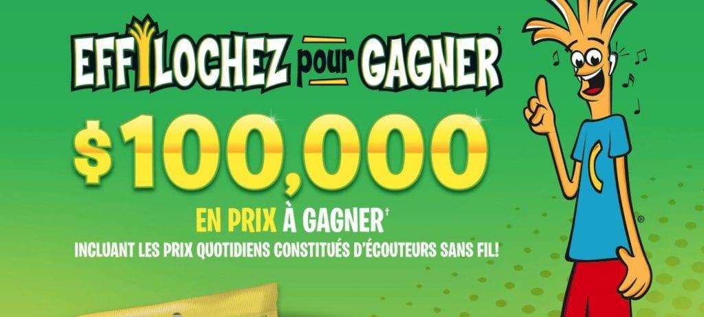 Concours Québec - Gagnez 10 Chèques de 10 000 $ chacun