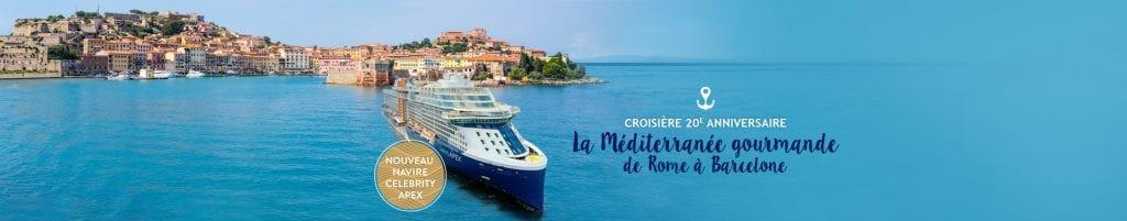 Gagnez Une Voyage De 14 Jours En Méditerranée