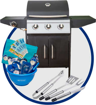 Un Barbecue Au Gaz Propane Broil King Signet 320
