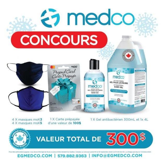 Concours Québec – Gagnez Un Prix De 300$