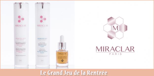 Concours France – 15 routine de soins pour le visage Miraclar