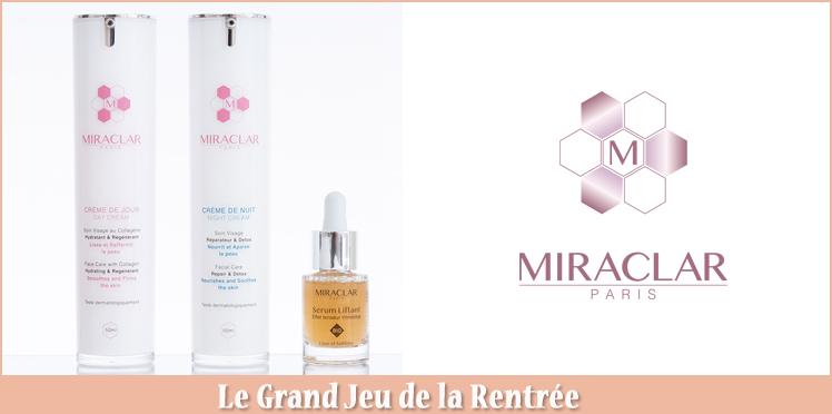 15 routine de soins pour le visage Miraclar