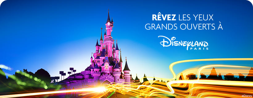 3 Séjours Pour 4 Personnes À Disneyland Paris