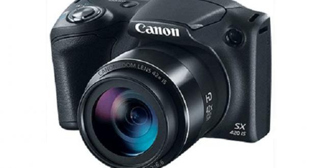 Canon Powershot Sx420 Digital Camera Deluxe Accessory Kit