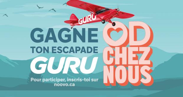Gagnez Un Crédit De Voyage D'une Valeur De 5000$