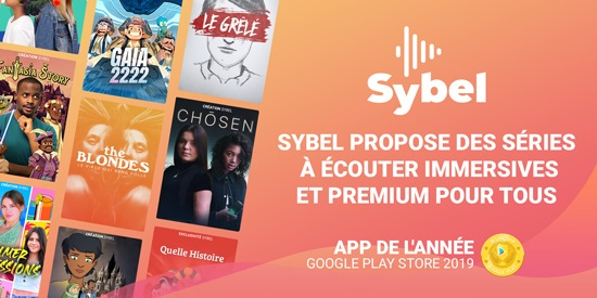 1500 abonnements premium de 3 mois à l'application Sybel