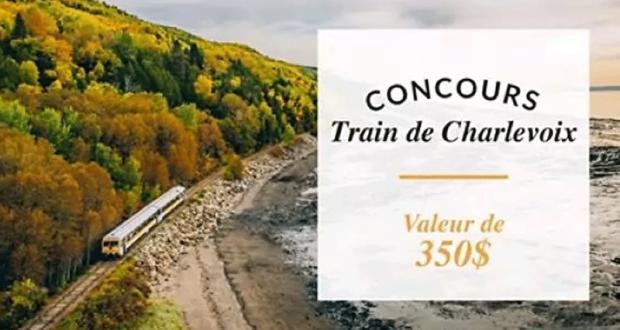 Concours Québec – Un forfait dans la région de Charlevoix