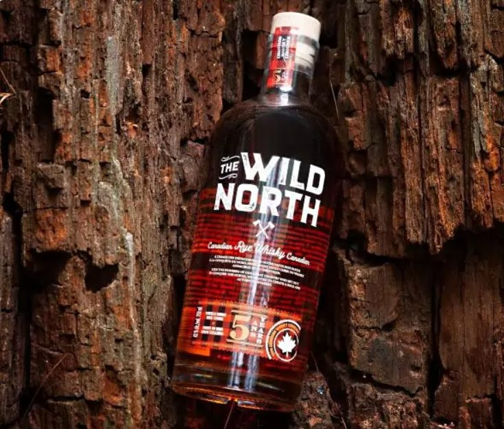 Chance De Gagner Le Nouveau The Wild North Whisky