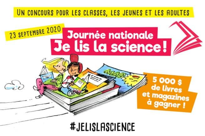 5000$ De Livres Et Magazines Scientifiques À Gagner