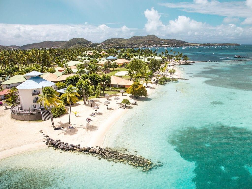 Gagner Un Voyage De Rêve Pour Deux Personnes En Martinique