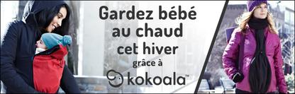 Gardez Bébé Au Chaud Cet Hiver Grâce À Kokoala