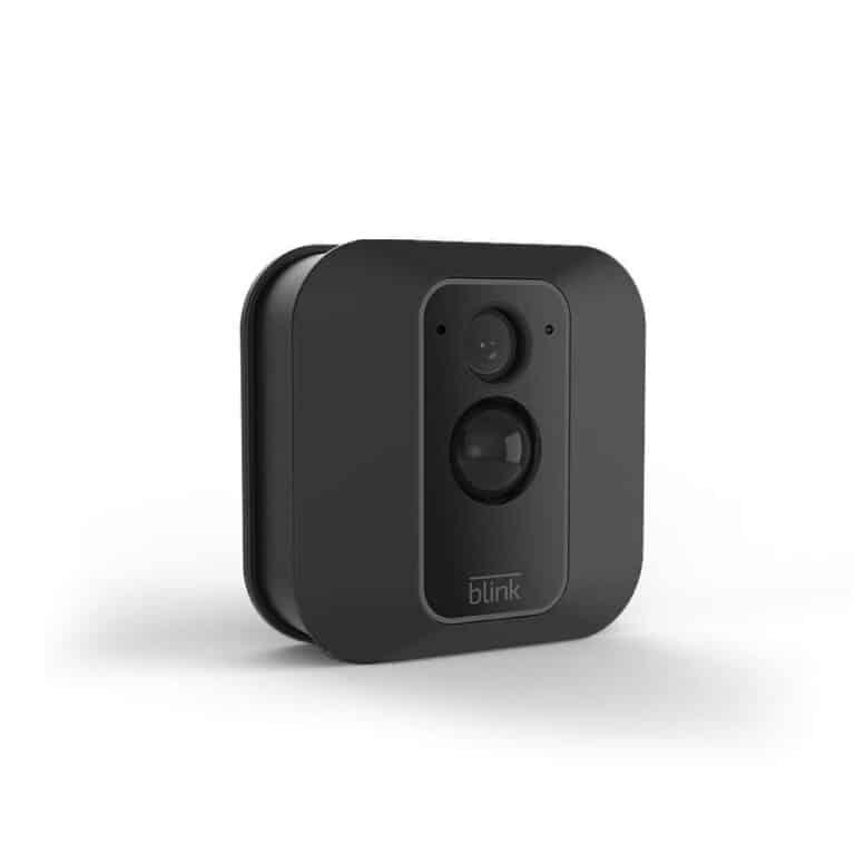 Caméra de sécurité intelligente extérieure – intérieur