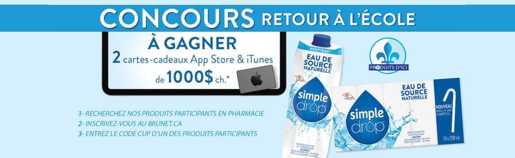 2 Cartes-cadeaux App Store & ITunes