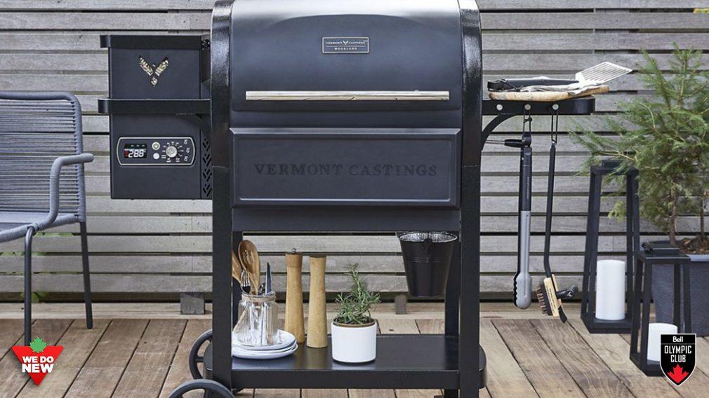 Un barbecue Vermont Castings de 1199,99 dollars